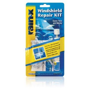 fix a windshield by rain x