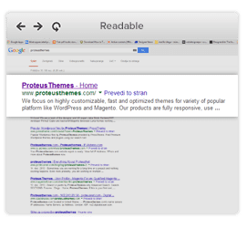 Features Search Engine